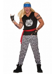 Rock Star Set - Men's 80's Costumes